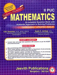 Mathematics 2 Puc A Complete Question Bank With Authentic Approach In Solving Problems