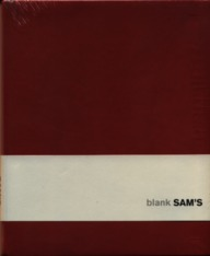 Blank Sams : Red