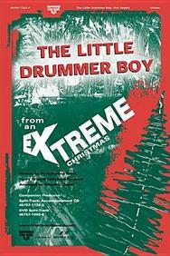 Little Drummer Boy Split Track Accompaniment CD