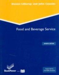 Lillicrap Food And Beverage Service Book