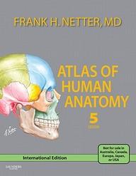 Atlas Of Human Anatomy,Ie, 5/E