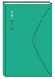 Knock Knock Selfish Needs Pocketbook Notes