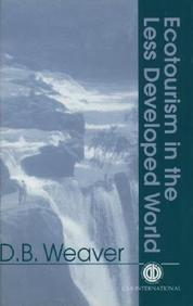 Ecotourism In The Less Developed World (Cab International Publication)