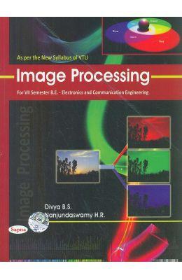 Image Processing 7 Sem Be Electronics & Communication Engineering