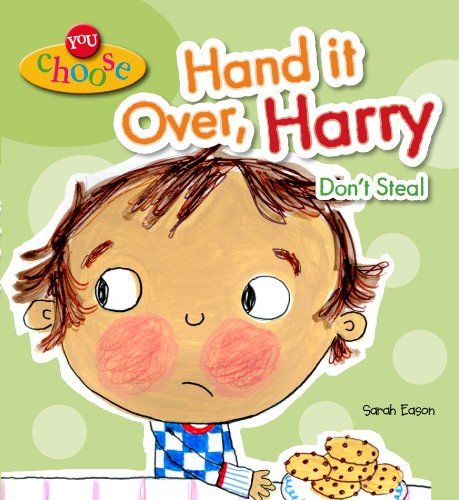 Hand it Over, Harry Don't Steal (You Choose!)