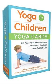 Yoga For Children : Yoga Cards