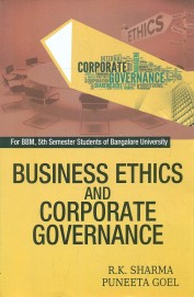 Business Ethics & Corporate Governance For Bbm 5 Sem: Bu