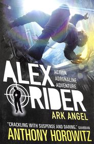 Ark Angel : Alex Rider Mission 6