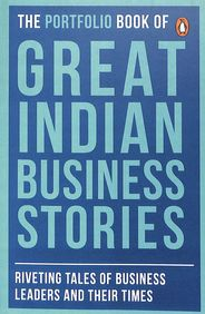 Portfolio Book Of Great Indian Business Stories