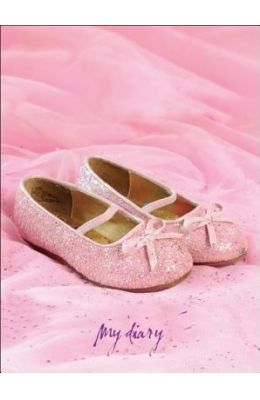 Pink Slippers [With Lock, 2 Keys]