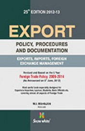 Buy export policy procedures documentation 2012 13 book mi export policy procedures documentation 2012 13 solutioingenieria Choice Image
