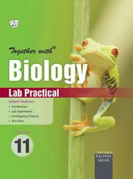 Buy Together With Biology Lab Practical Class 11 : Icse book