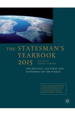 Statesmans Year Book 2015