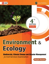 Environment & Ecology Biodiversity Climate Change & Disaster Management For Civil Services Exam
