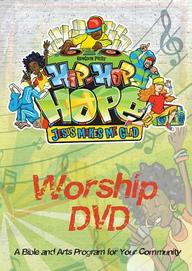 Vacation Bible School 2013 Hip- Hop Hope Worship DVD Vbs: Jesus Makes Me Glad!
