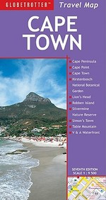 Cape Town Travel Map, 7th (Globetrotter Travel Map)