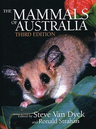 Mammals Of Australia: Third Edition