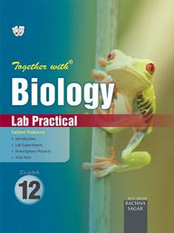 Buy Together With CBSE Lab Practical Biology for Class 12