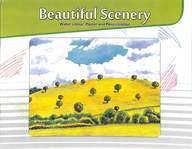 Beautiful Scenery : Watercolours Pastels & Pencils : Green