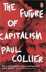 Future Of Capitalism : Facing The New Anxieties