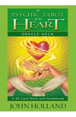 Psychic Tarot For The Heart Oracle Deck : A 65 Card Deck & Guidebook