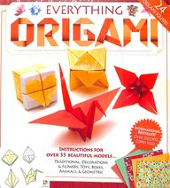 Everything Origami  : 24 Origami Sheets