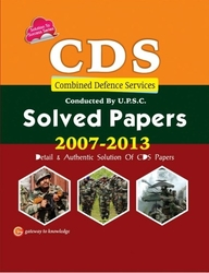 Combined Defence Services Solved Papers 2007-2013