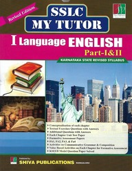 Sslc My Tutor 1 Language English Part 1 & 2