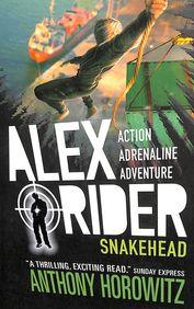 Snakehead : Alex Rider Mission 7
