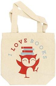 I Love Books Little Lit Tote