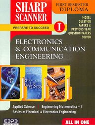 Electronics & Communication Engineering For Diploma 1 Sem : Sharp Scanner All In One