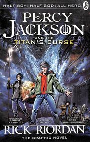 Titans Curse : Percy Jackson Graphi Novel