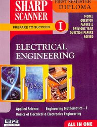 Electrical Engineering 1 Sem Diploma Sharp Scanner Model Question Papers & Previous Year Question