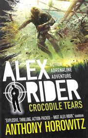 Alex Rider-Crocodile Tears