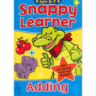Snappy Learner  Adding  Ages  5 - 7
