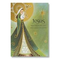Irish Madonna & Child Christmas Cards