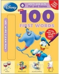 Disney 100 First Words- Fun And Games