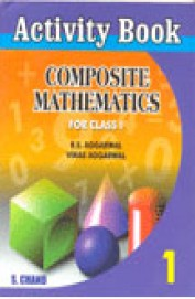 Composite  Mathematics  For Class  1   Activity  Book