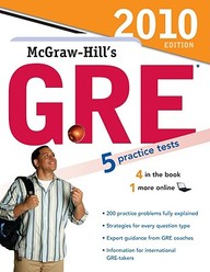 McGraw-Hill's GRE: Graduate Record Examination General Test