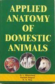 Buy Applied Anatomy Of Domestic Animals book : Rl Bhardwaj,Rajesh ...