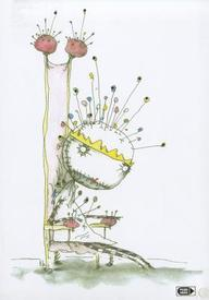 Tim Burton's Tragic Thoughts Light-Up Journal