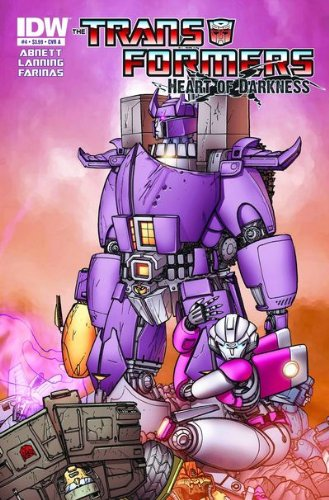 Transformers Heart Of Darkness #4