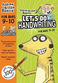 Lets Do Handwriting 9-10