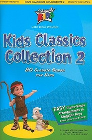 Kids Classics Collection 2: 80 Classic Songs For Kids (Cedarmont Kids Classics)