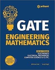 Gate Engineering Mathematics For All Streams : Code : G482