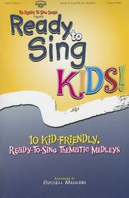 Ready to Sing Kids Choral Book
