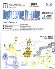 Engineering Drawing Iti 1 Year  Common For All Engineering Trades : Based On Nimi Pattern