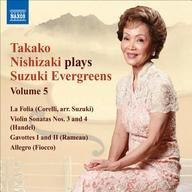 Suzuki Evergreens Vol.5