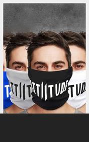 Attitude Mask Set of 5