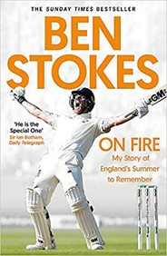 On Fire : My Story Of Englands Summer To Remember